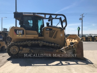 Used 2012 Caterpillar D7E For Sale | MacAllister Used Equipment