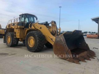 Used 2015 Caterpillar 988K For Sale | MacAllister Used Equipment