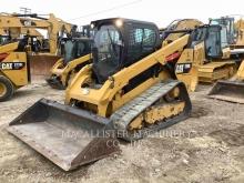 2015 Caterpillar 299D2 AHQ (K)