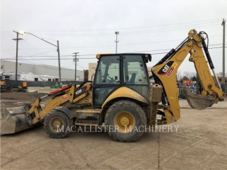 Used 2014 Caterpillar 420FIT For Sale | MacAllister Used